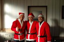 プロ競輪選手☆中村浩士の『情熱日記♪』-クリスマス会